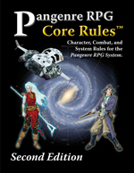 Pangenre RPG Core Rules Second Edition